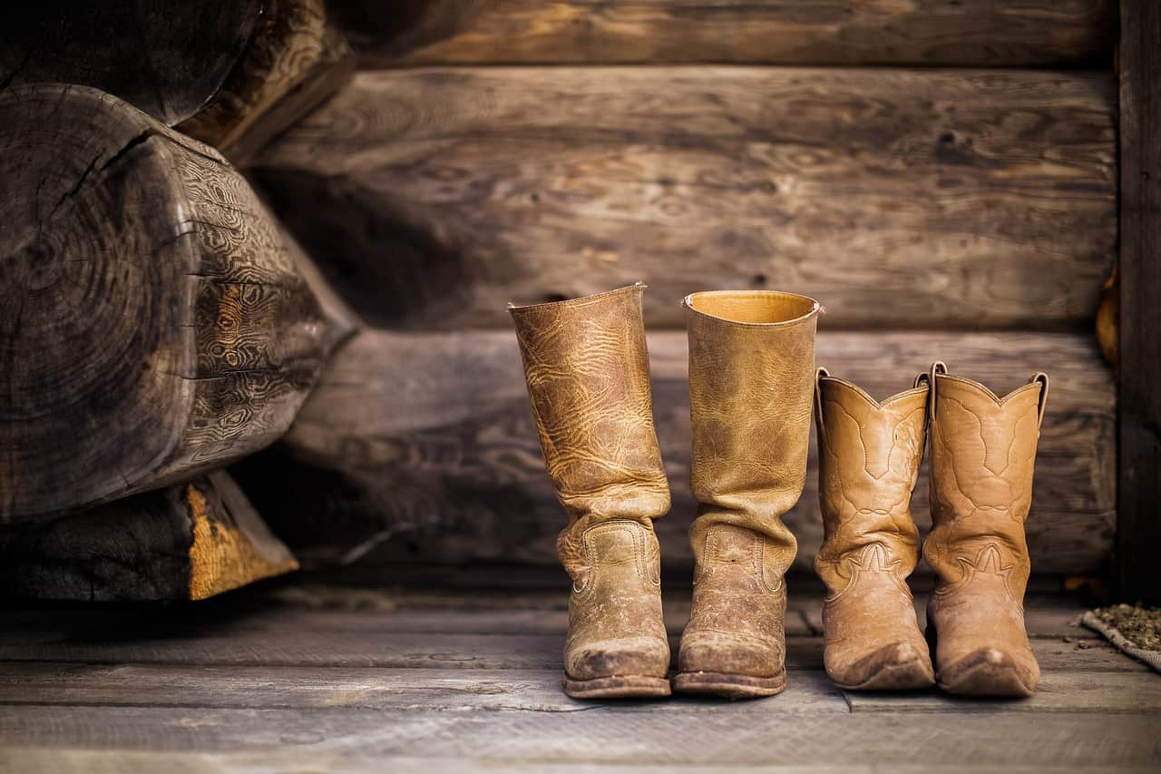 How to Stretch Cowboy Boots At Home